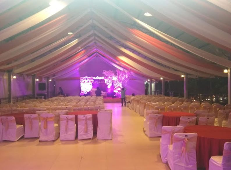 Amogham Lake View Restaurant And Banquets Khairatabad Photos Amogham Lake View Restaurant And Banquets Pictures Weddingz In