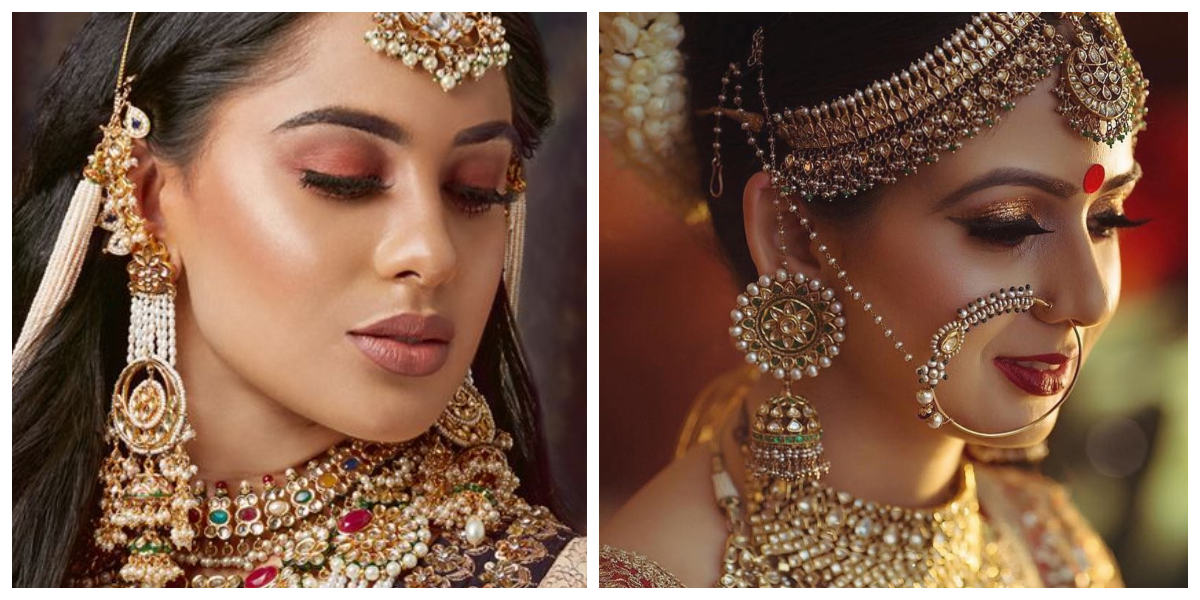 499504c4511 While your wedding lehenga is the most important part of your ensemble