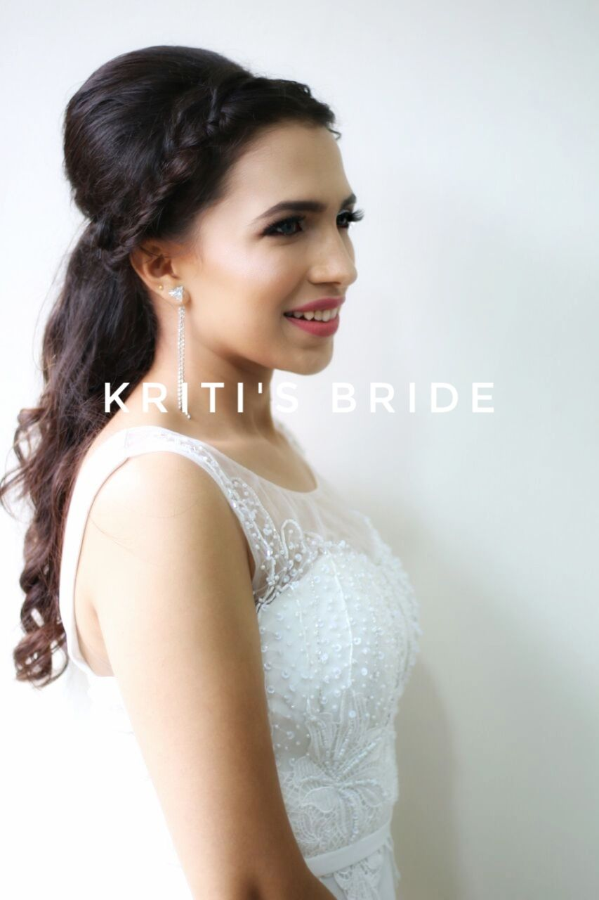 Bridal Makeup By Kriti Sbride