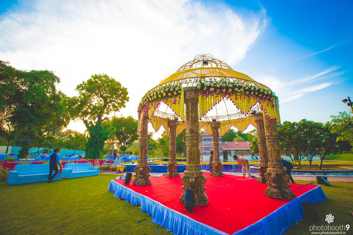 Mandap Decor Inspiration Handpicked From Our Real Weddings