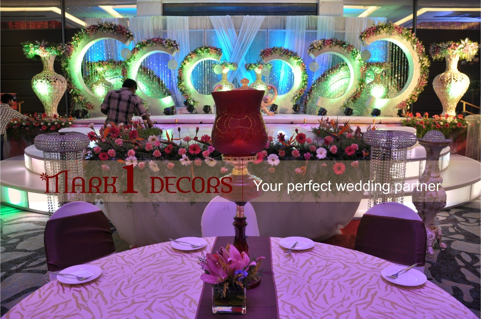 Mark 1 decors chennai portfolio mark 1 decors photos weddingz 5 junglespirit Choice Image