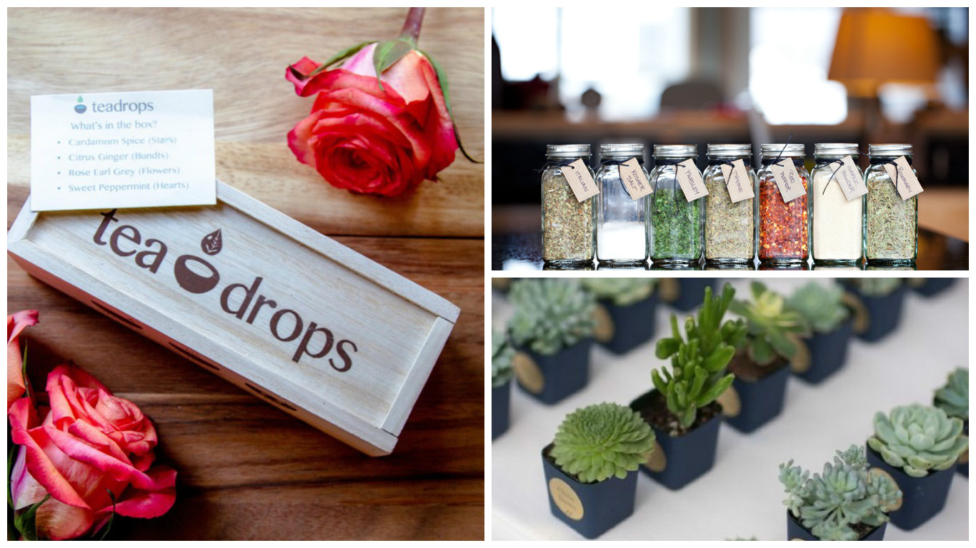 Personalized and Unique Wedding Favour Ideas to Gift with Your ...
