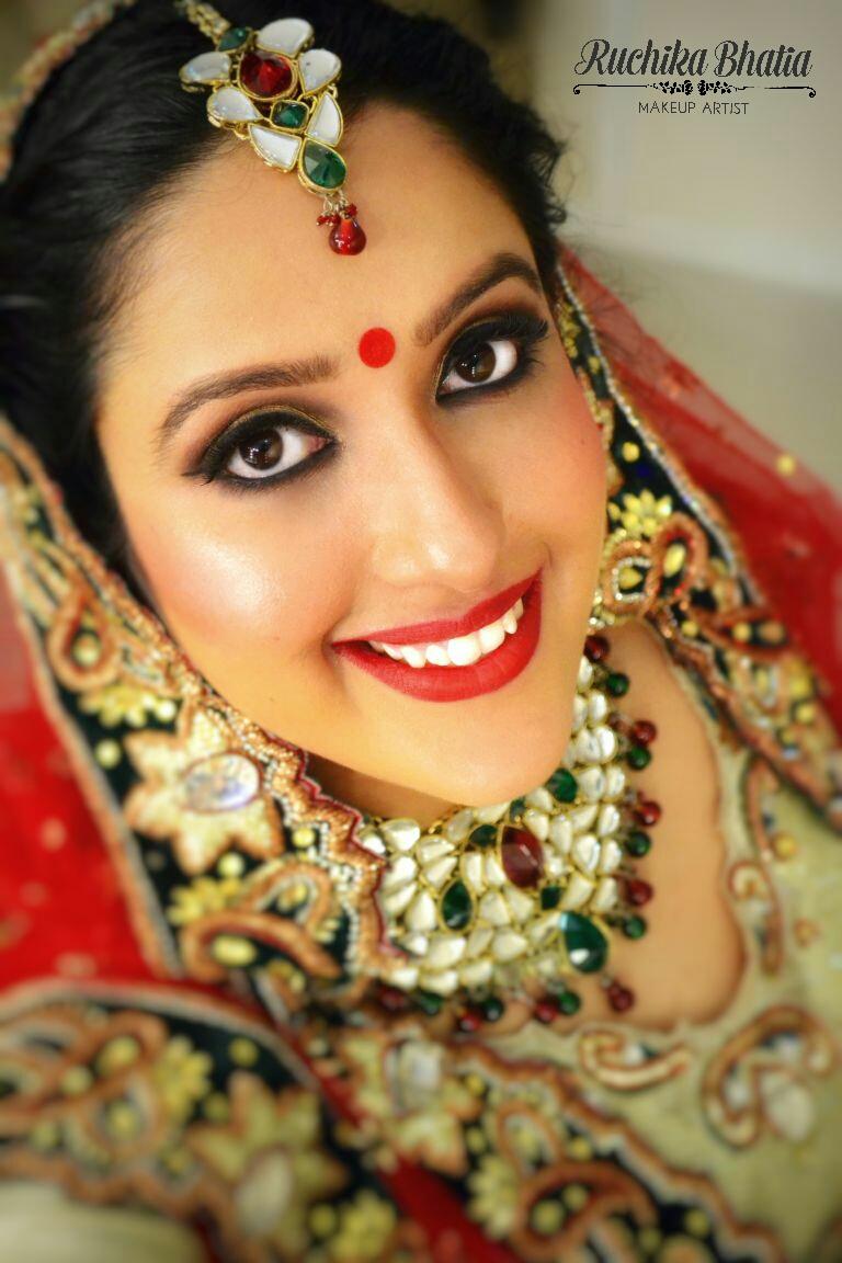 bridal makeup artists delhi saubhaya makeup