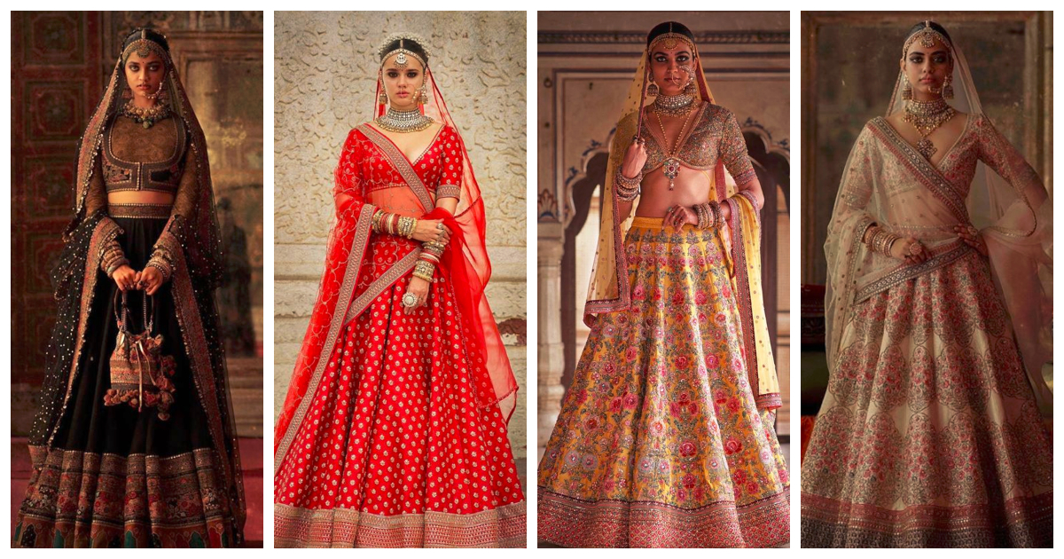 Sabyasachi's 'Charbagh – Winter 2019 Bridal Collection' is Breathtaking!