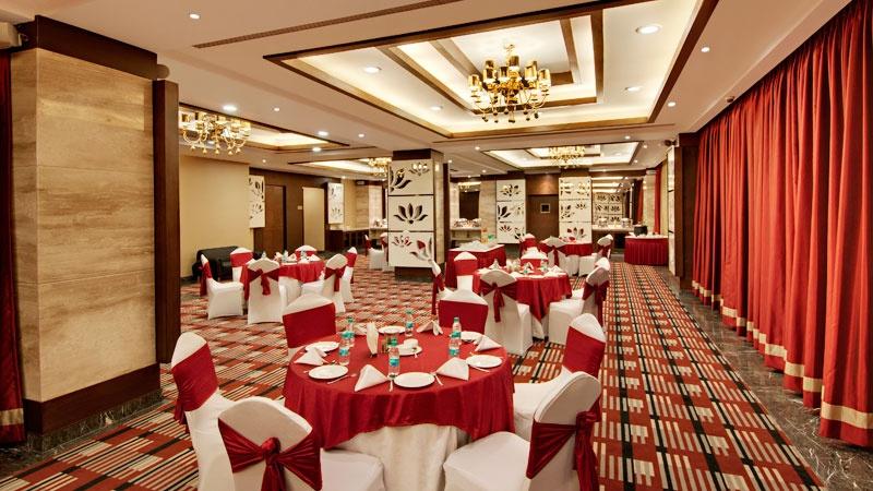 The Golden Palms Hotel Spa Patparganj Delhi