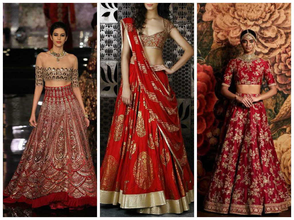 Top 10 Bridal Lehenga Designers Every City Bride Should Know! - Blog