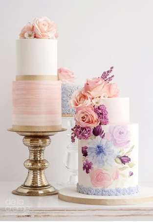 Top 10 Wedding Cake Trends for 2017!