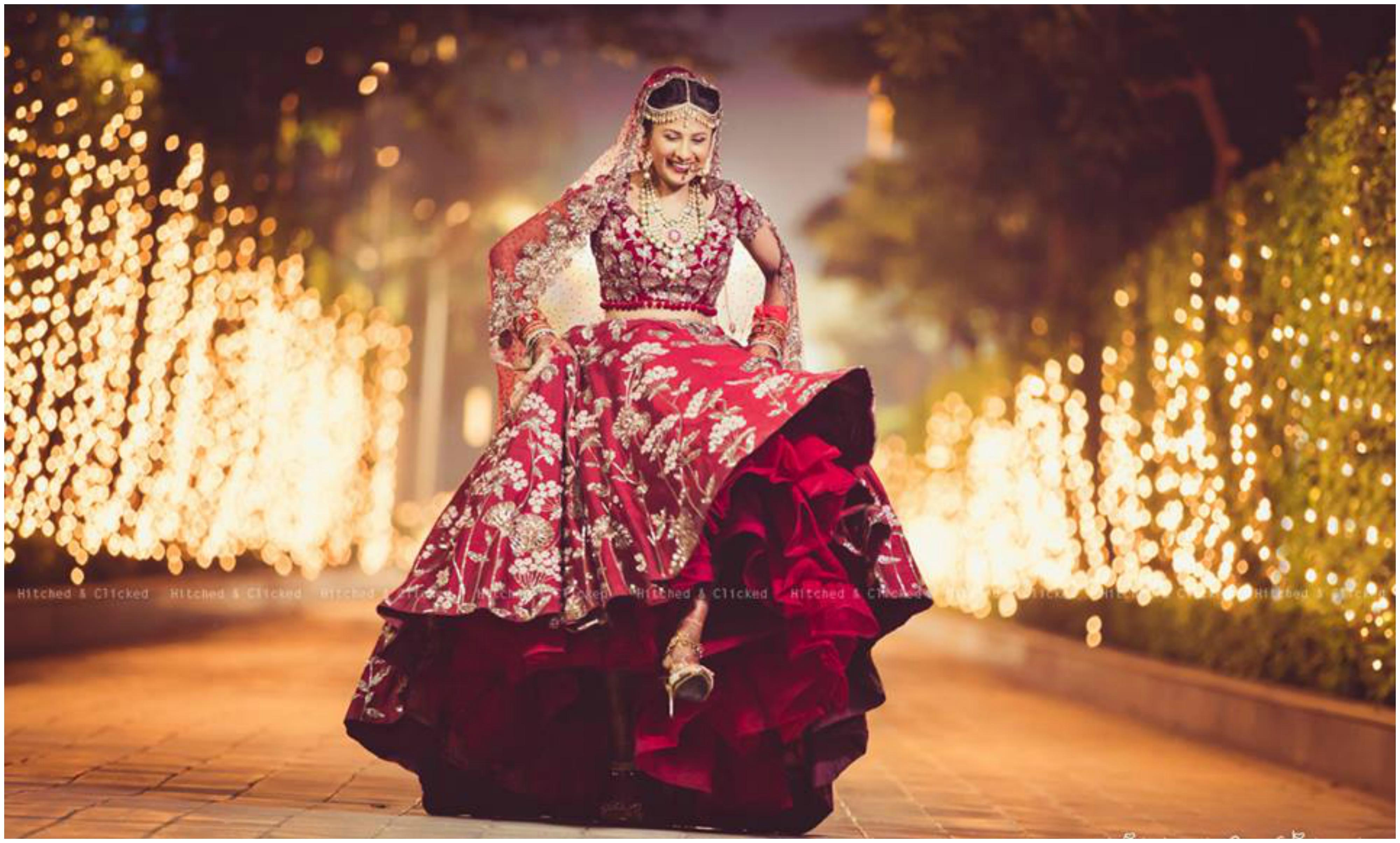 20eb738b11 Top lehenga shops in Delhi for Every Delhi Bride-to-Be! - Blog