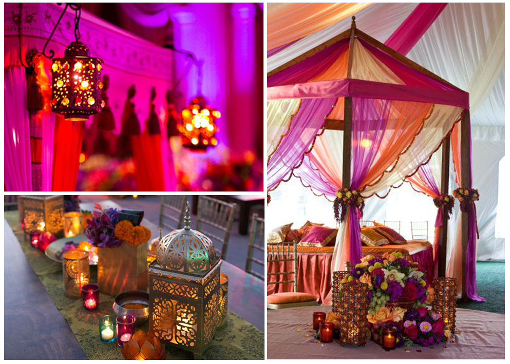 Would You Try These Moroccan Wedding Decoration Ideas At Your Indian