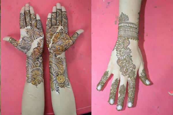 Bridal Mehndi Training : Pawan arts bridal mehndi artists mumbai 15303.jpg