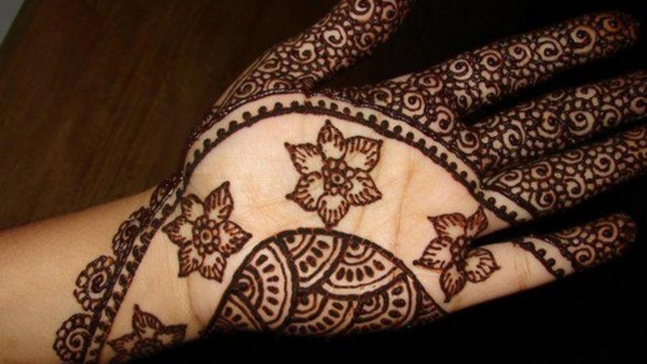 Bridal Mehndi Artist In Bangalore : Sanki mehndi artist bangalore portfolio