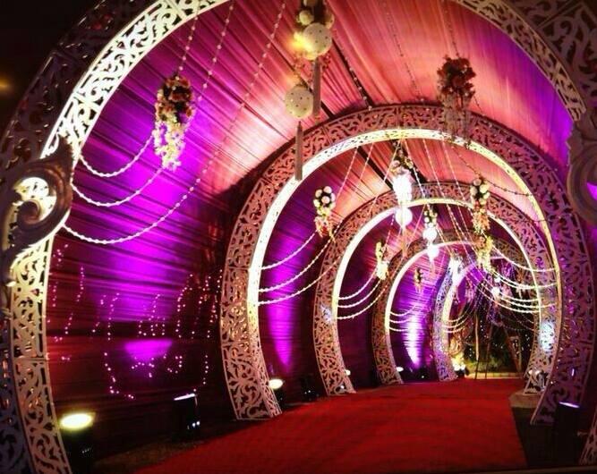 The decor wedding n exhibition delhi portfolio the decor 3 junglespirit Choice Image