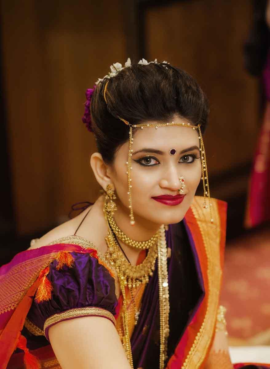 hairstyles for marathi wedding ~ a wedding planner marathi bridal