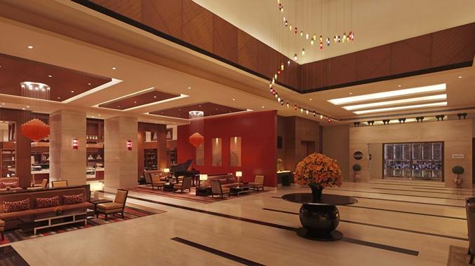 Hilton Hotel Gurgaon
