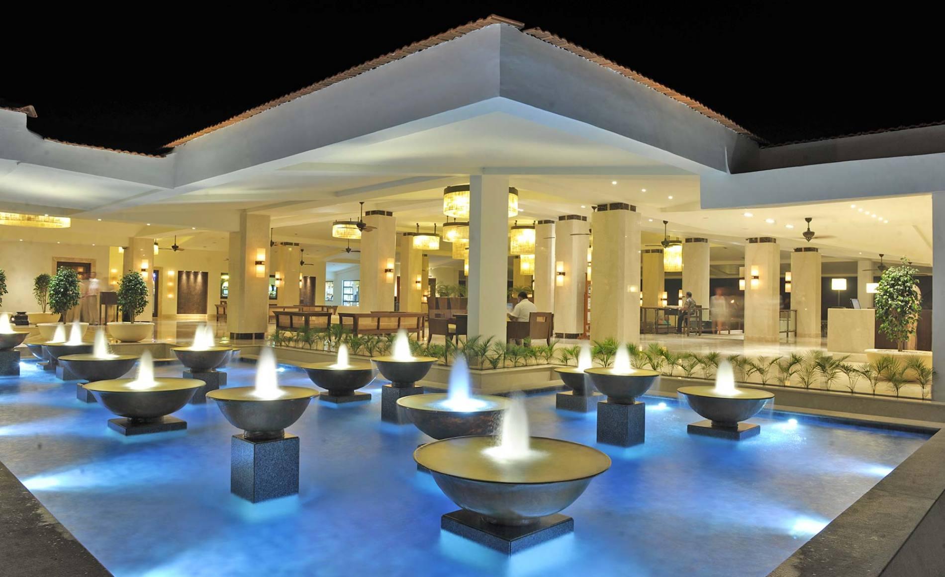 Star Hotels In Goa India