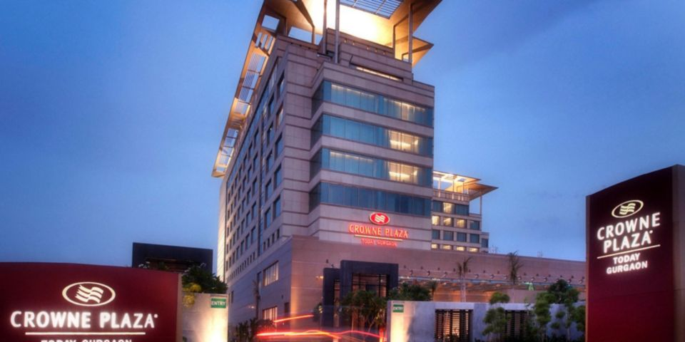Crowne Plaza Gurgaon Photos Crowne Plaza Pictures