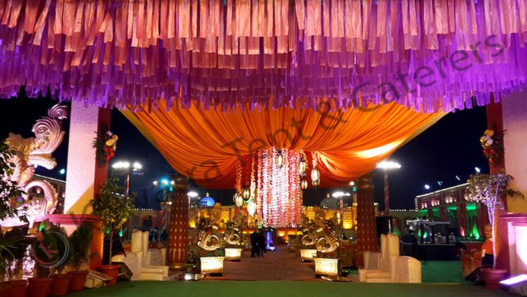 Veg & Haveli by Kawatra Tent u0026 Caterers Hari nagar Photos | Haveli by ...